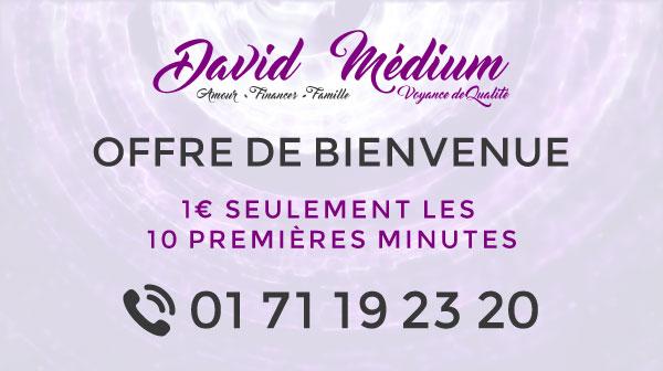 Offre Spéciale Cabinet David Voyance